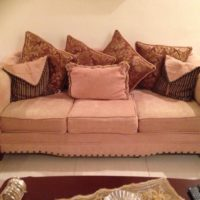 FOR SALE Sofa for 120 KD
