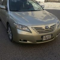 TOYOTA CAMRY AL SAYER MAINTAINED CAR FOR SALE.