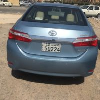 TOYOTA COROLLA for sale 800 KD